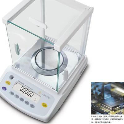 赛多利斯BSA124S电子分析天平